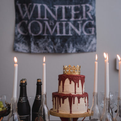 How to Throw an Epic Game of Thrones Premiere Party