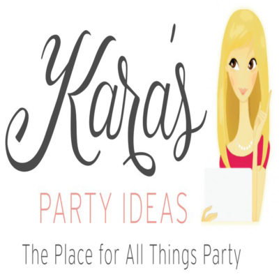 My Features on Kara's Party Ideas Blog