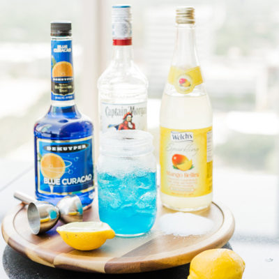Game of Thrones White Walker Cocktail